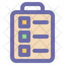 Routine Time Deadline Icon