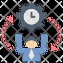 Routine Work Job Icon