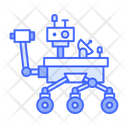 Rover Exploration Technology Icon