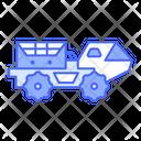 Rover Transportation Exploration Icon