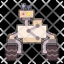 Rover Robot Rover Robot Icon