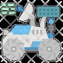 Rovermoon Automobile Moon Icon