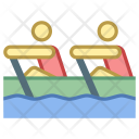 Row Boat Icon