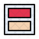 Row Layout Dashboard Icon