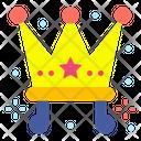 Royal Crown Crown King Icon