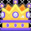 Royal Crown Chess Piece Crown Icon