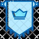 Royal Flag Icon