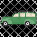 Vintage Jeep Royal Jeep Transport Icon
