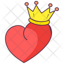 Royal Love Icon