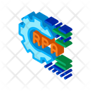 Rpa Settings Outlie Icon