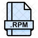 Rpm File File Extension Icon