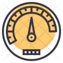 Rpm Speed Speedometer Icon