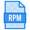 Rpm File File Types Icon