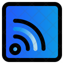 Rss Feed News Icon