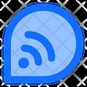 Rss Wifi Signal Icon