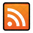Rss News Update Icon