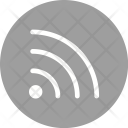 Rss Feed Wifi Icon