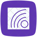 Rss Feed Signal Icon