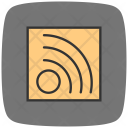 Rss Feed Wireless Icon