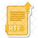 Rtf Extension File Icon