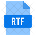 File Types Extension Icon