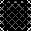 Rtf File Format Icon