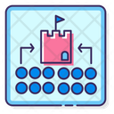Irts Rts Real Time Strategy Icon