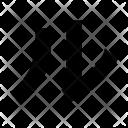 Ru Katakana Icon
