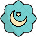 Rub El Hizb Islamic Religion Icon