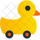 Rubber Duck Duck Toy Duck Icon
