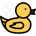 Rubber Duck School Icon