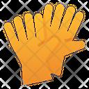 Rubber Gloves Gloves Hand Icon