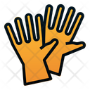 Rubber Gloves Gloves Hand Icon