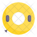 Rubber Ring Swim Ring Swimming Pool Icon