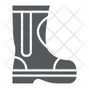 Fire Rubber Boots Icon