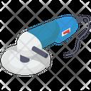 Rubbing Machine Icon