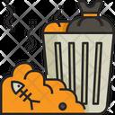 Rubbish Icon