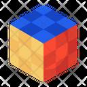 Rubic Cube Magic Rubik Icon