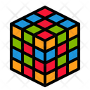 Rubik Game Increase Icon