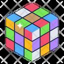 Cube Game Rubik Cube Puzzle Cube Icon