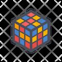 Rubik Cube Magic Icon
