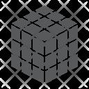 Rubik Cube Puzzle Icon