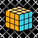 Rubik Cube Shuffle Icon