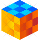 Rubiks Cube Puzzle Game Cube Icon