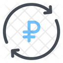 Ruble Currency Money Icon