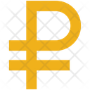 Business Finance Ruble Icon