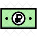 Ruble Money Payment Icon