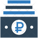 Ruble Cash Payment Icon