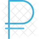 Ruble Currency Business Icon