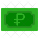Ruble Banknote Country Icon